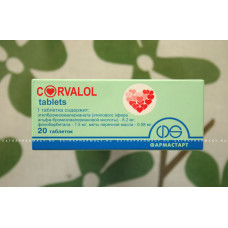 Corvalol (contains phenobarbital)