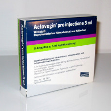Actovegin® (ampoules)