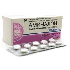 Aminalon (GABA)