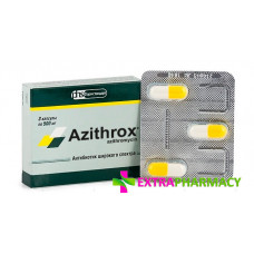 Azithrox® (Azithromycin)