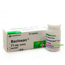 Baclosan® (Baclofen)