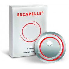 Escapelle (Levonorgestrel) morning after pill