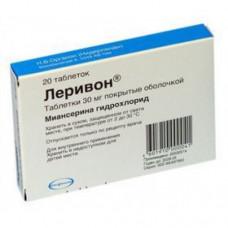 Lerivon® (Mianserinum) 30mg x 20 tabs