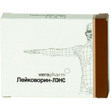 Leucovorin-LANS (Calcium folinate)