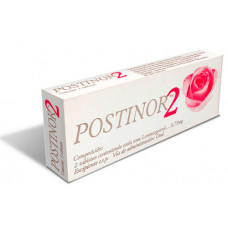 Postinor® (Levonorgestrel) Morning after pills