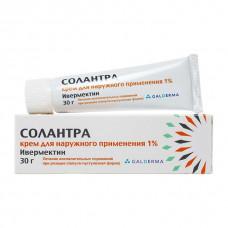 Solantra (Ivermectin) cream