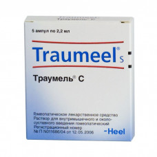 Traumeel S® injections