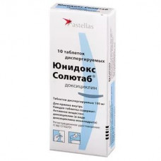 Unidox Solutab® (Doxycycline)