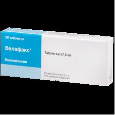 Velafax® (Venlafaxine) [aka Effexor ]